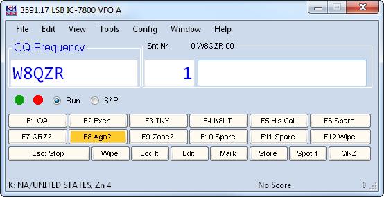 Entry ESM RunW8QZR2