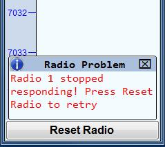 Popup LostRadioComms